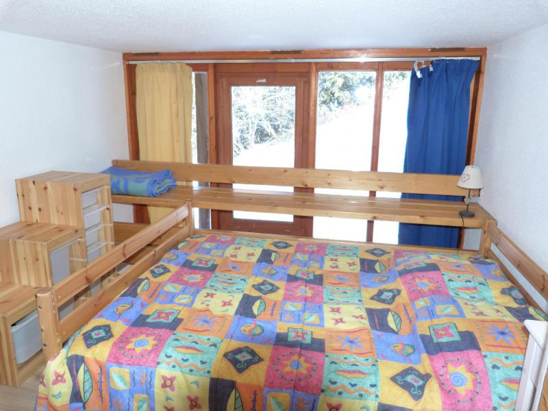 Аренда на лыжном курорте Апартаменты 2 комнат 5 чел. (519) - Résidence l'Aiguille Grive Bât I - Les Arcs