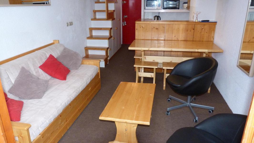 Location au ski Appartement 3 pièces 8 personnes (422) - Residence L'aiguille Grive Bat Ii - Les Arcs