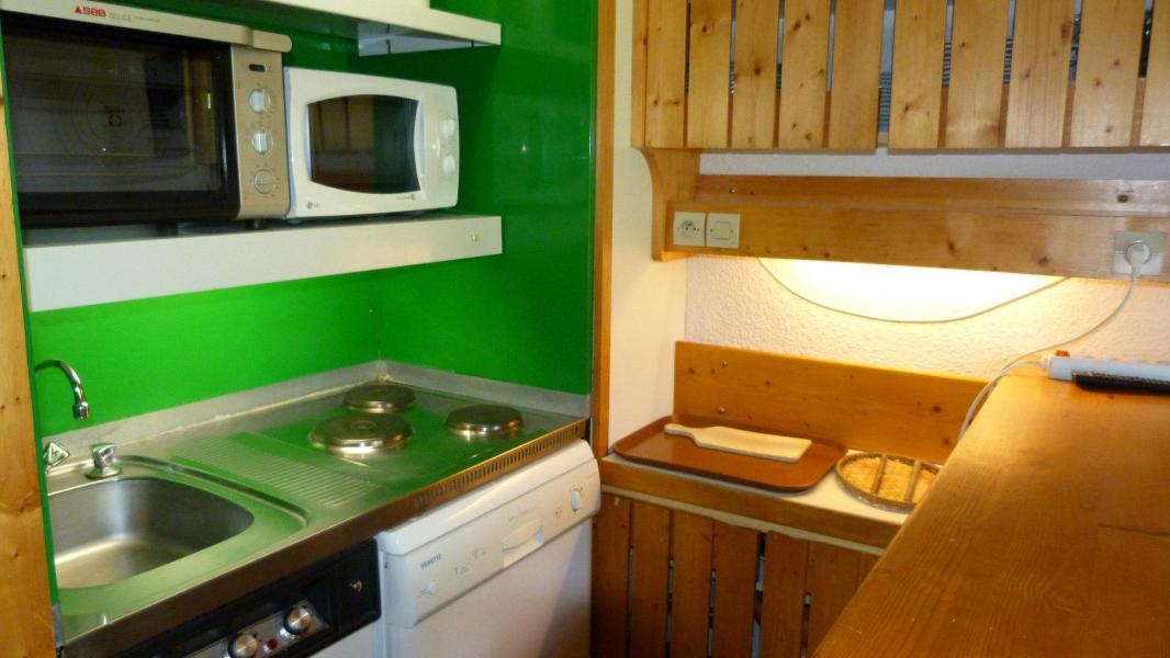 Location au ski Appartement 2 pièces 5 personnes (213) - Residence L'aiguille Grive Bat Ii - Les Arcs