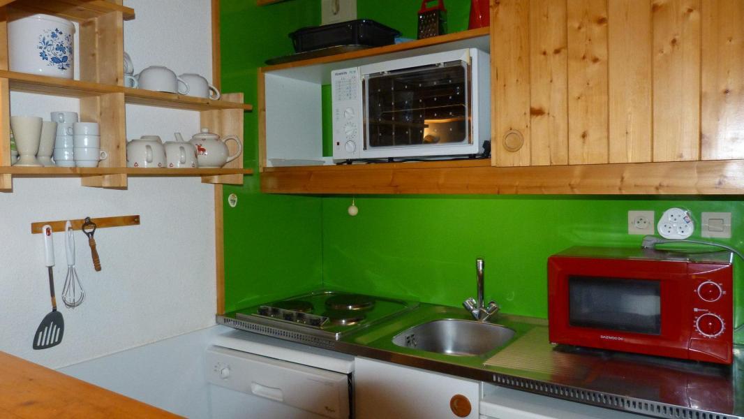 Location au ski Appartement 2 pièces 6 personnes (324) - Residence L'aiguille Grive Bat Iii - Les Arcs