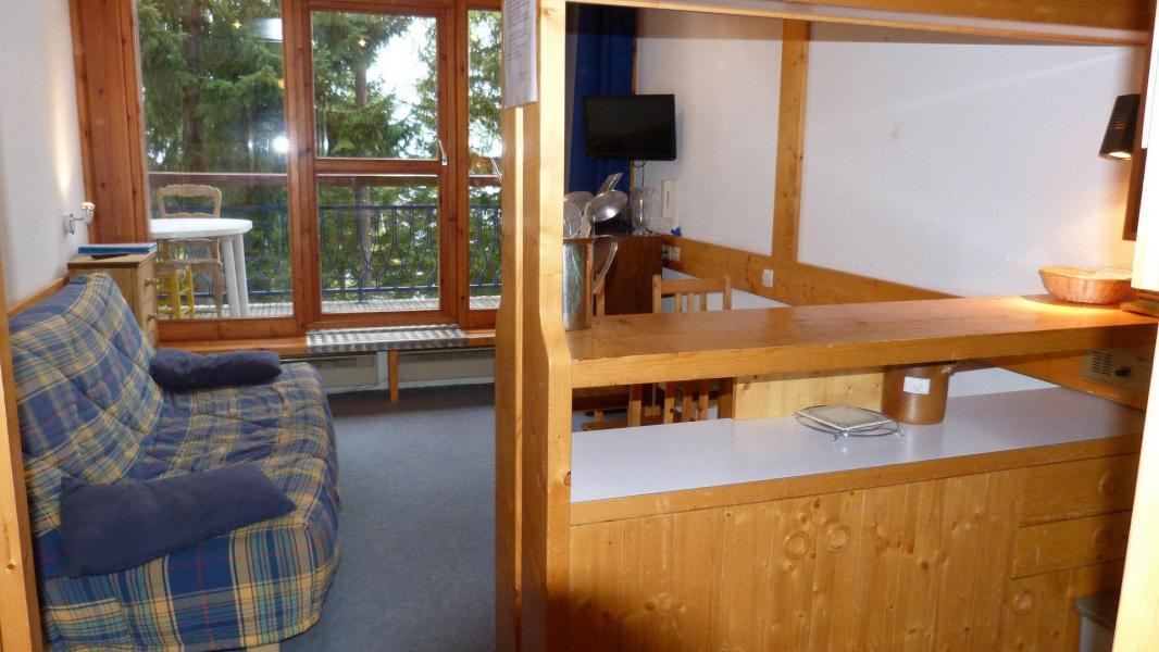 Location au ski Appartement 2 pièces 6 personnes (430) - Residence L'aiguille Grive Bat Iii - Les Arcs