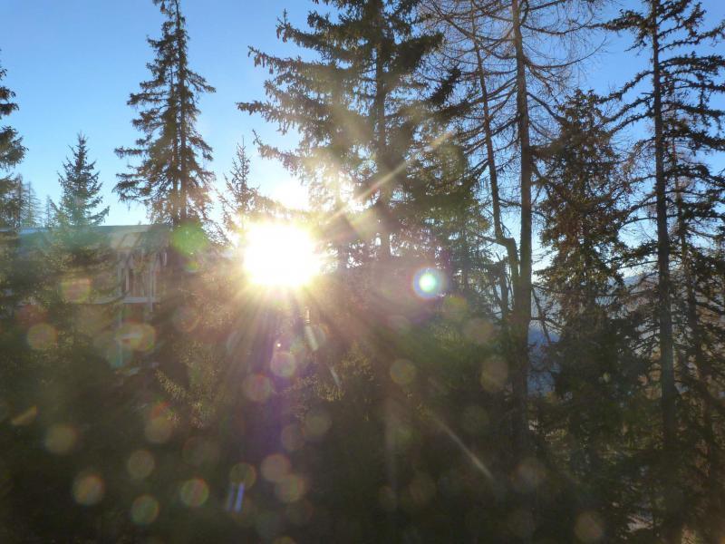 Location au ski Studio duplex 5 personnes (304) - Résidence l'Alliet - Les Arcs