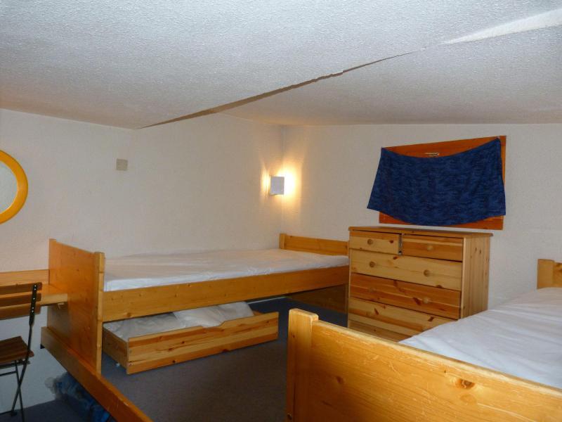 Location au ski Studio duplex 5 personnes (202) - Résidence l'Alliet - Les Arcs