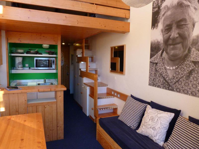 Аренда на лыжном курорте Квартира студия дуплекс 5 чел. (304) - Résidence l'Alliet - Les Arcs