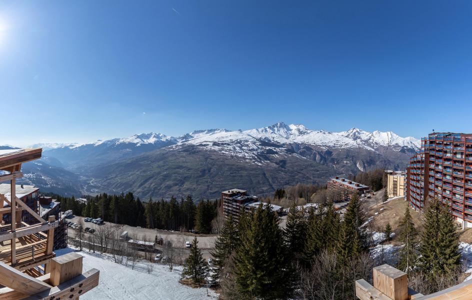 Location au ski Appartement 5 pièces 10 personnes (B51) - Résidence L'Ecrin - Les Arcs - Extérieur hiver