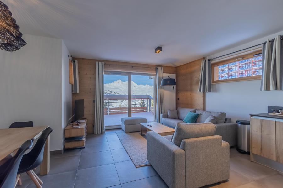 Location au ski Appartement 4 pièces 8 personnes (B21) - Résidence L'Ecrin - Les Arcs - Séjour