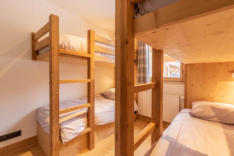 Location au ski Appartement 4 pièces 8 personnes (B41) - Résidence L'Ecrin - Les Arcs - Lits superposés