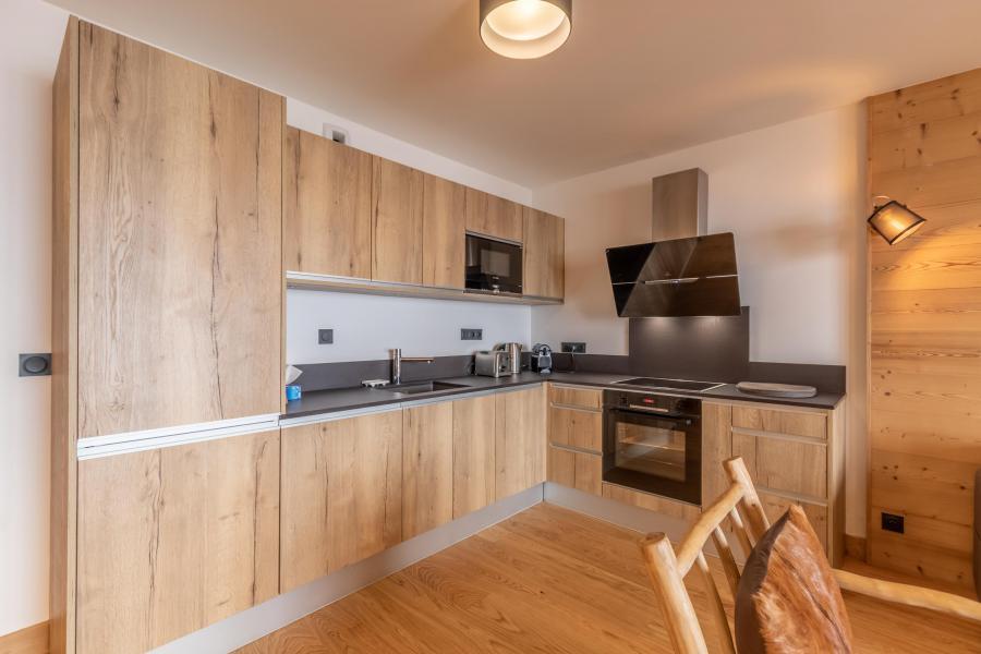 Location au ski Appartement 4 pièces 8 personnes (B42) - Résidence L'Ecrin - Les Arcs - Kitchenette