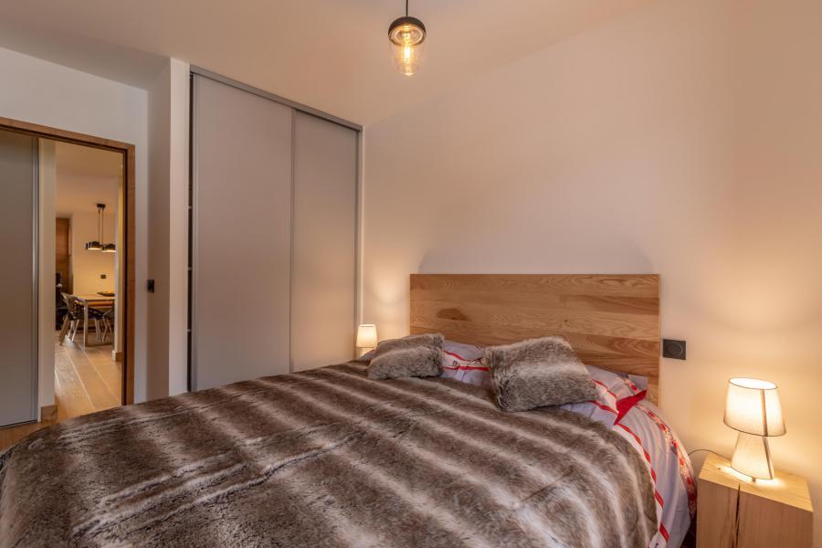 Location au ski Appartement 4 pièces 8 personnes (B42) - Résidence L'Ecrin - Les Arcs - Lit double