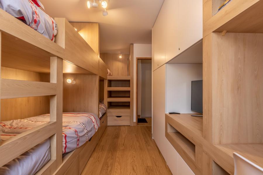 Location au ski Appartement 4 pièces 8 personnes (B42) - Résidence L'Ecrin - Les Arcs - Séjour