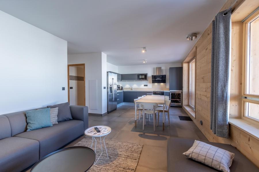 Location au ski Appartement duplex 5 pièces 10 personnes (B52) - Résidence L'Ecrin - Les Arcs - Séjour