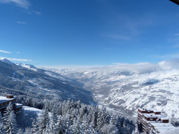 Аренда на лыжном курорте Апартаменты 2 комнат 6 чел. (036) - Résidence la Nova - Les Arcs