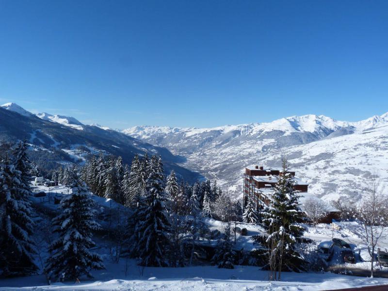 Holiday in mountain resort 2 room apartment 6 people (124) - Résidence la Nova - Les Arcs - Winter outside