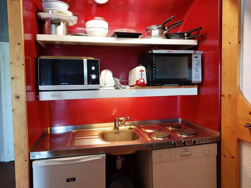 Soggiorno sugli sci Appartamento 2 stanze per 6 persone (202) - Résidence la Nova - Les Arcs