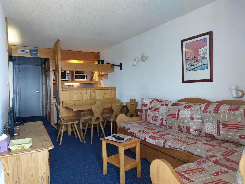 Аренда на лыжном курорте Апартаменты 2 комнат 6 чел. (718) - Résidence la Nova - Les Arcs