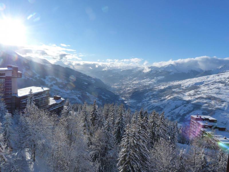 Аренда на лыжном курорте Апартаменты 2 комнат 6 чел. (146) - Résidence la Nova - Les Arcs