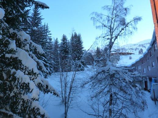 Аренда на лыжном курорте Квартира студия для 2 чел. (151) - Résidence la Nova - Les Arcs