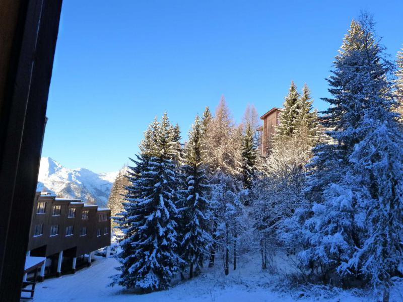 Аренда на лыжном курорте Квартира студия для 3 чел. (623) - Résidence la Nova - Les Arcs
