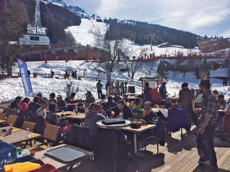 Alquiler al esquí Résidence Lagrange le Roc Belle Face - Les Arcs - Invierno
