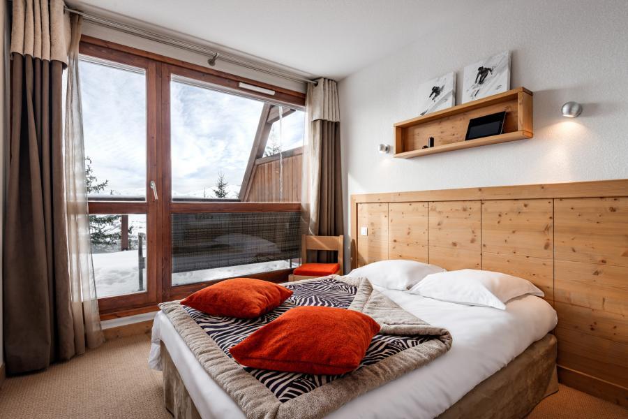 Location au ski Residence Lagrange Le Roc Belle Face - Les Arcs - Chambre