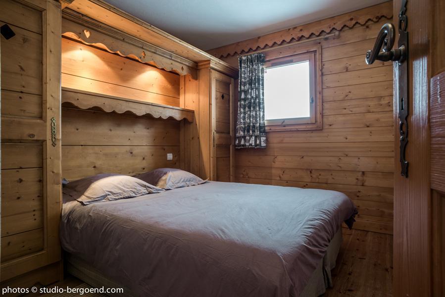 Wynajem na narty Apartament 4 pokojowy 6 osób (B30) - Résidence le Roselend - Les Arcs
