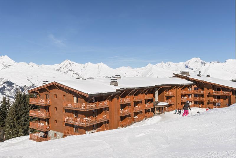 Wynajem na narty Apartament 4 pokojowy 8 osób (B14) - Résidence le Roselend - Les Arcs