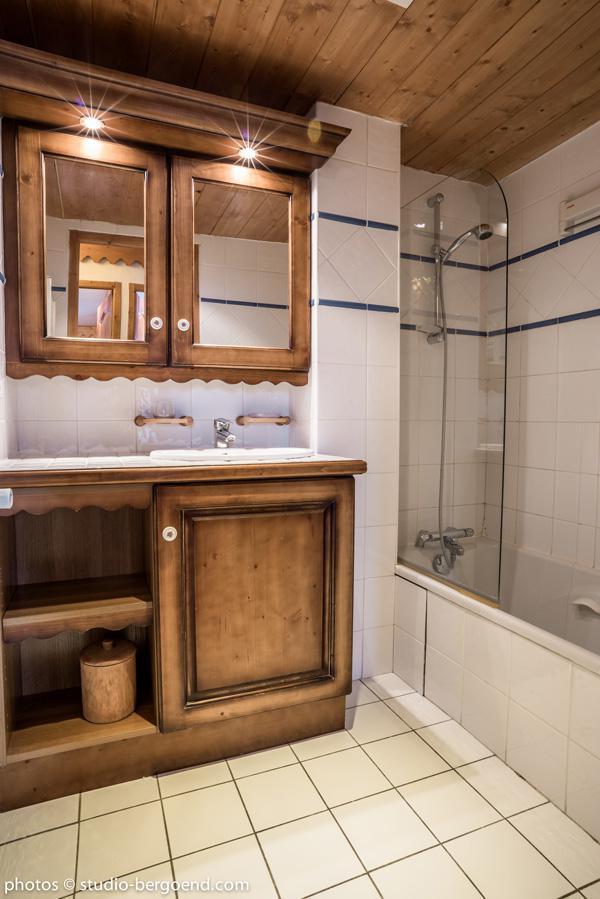 Wynajem na narty Apartament 4 pokojowy kabina 8 osób (B01) - Résidence le Roselend - Les Arcs