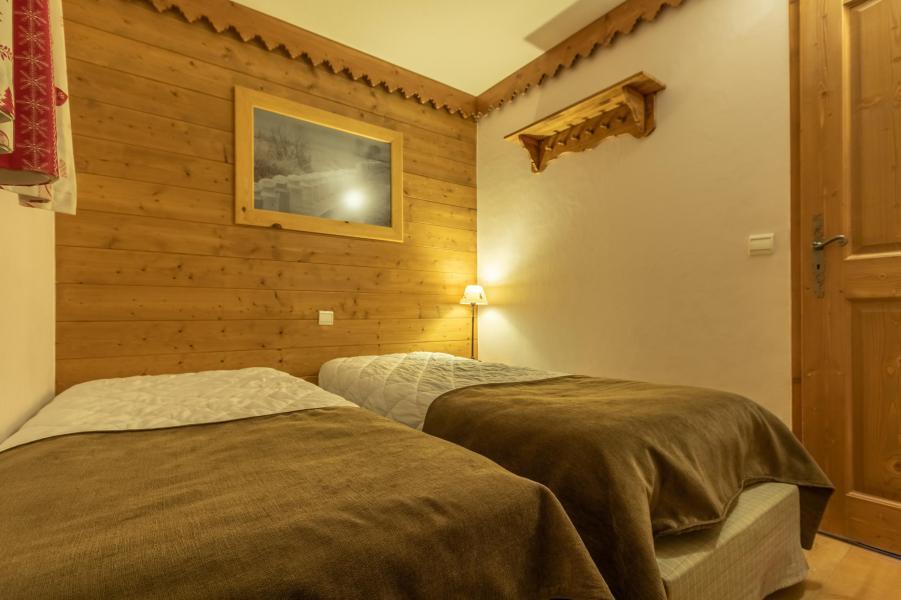 Wynajem na narty Apartament 3 pokojowy 4 osób (B41) - Résidence le Roselend - Les Arcs