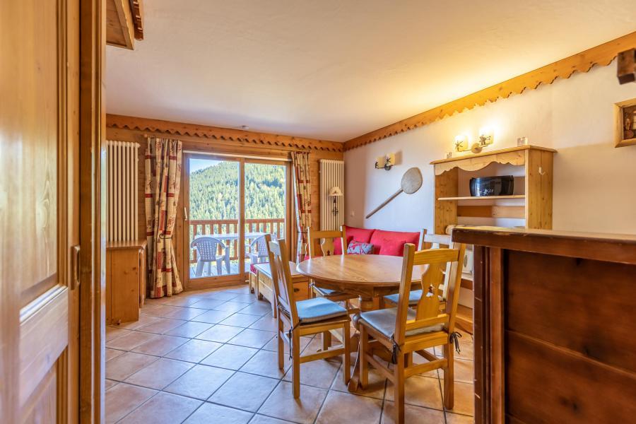 Wynajem na narty Apartament 3 pokojowy 4 osób (B41) - Résidence le Roselend - Les Arcs - Apartament