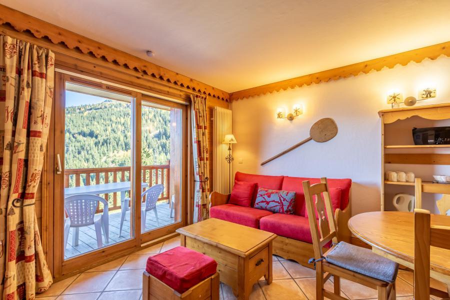 Wynajem na narty Apartament 3 pokojowy 4 osób (B41) - Résidence le Roselend - Les Arcs - Pokój gościnny