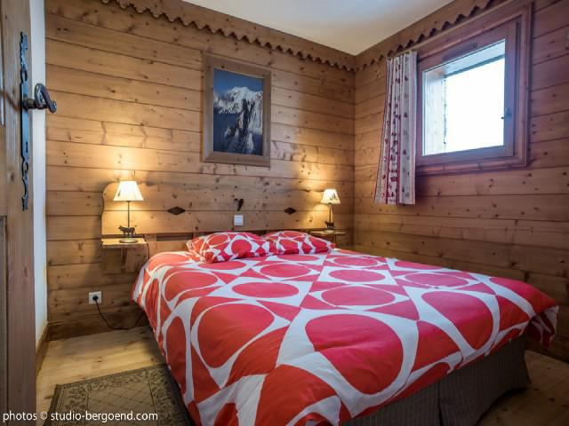 Wynajem na narty Apartament 4 pokojowy 8 osób (B14) - Résidence le Roselend - Les Arcs - Apartament