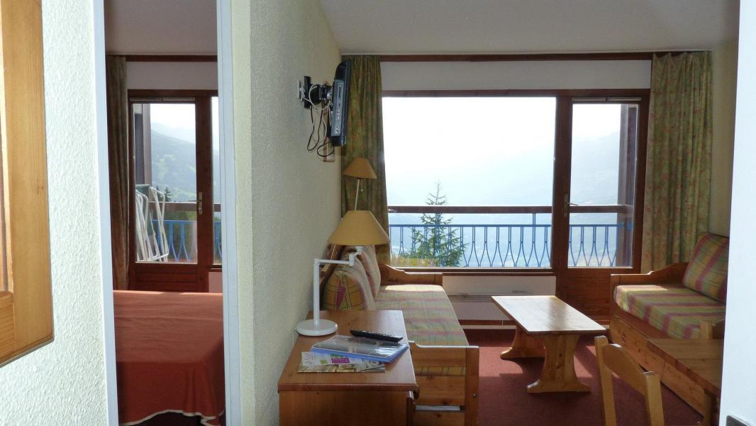 Location au ski Appartement 3 pièces 6 personnes (508) - Résidence le Ruitor - Les Arcs