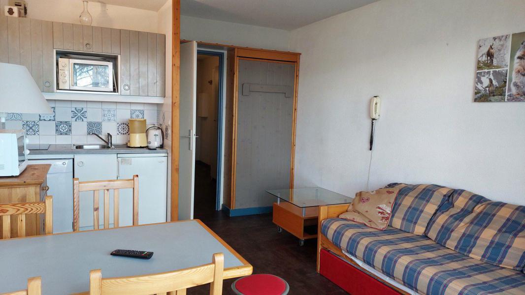 Location au ski Appartement 2 pièces 5 personnes (214) - Résidence le Ruitor - Les Arcs