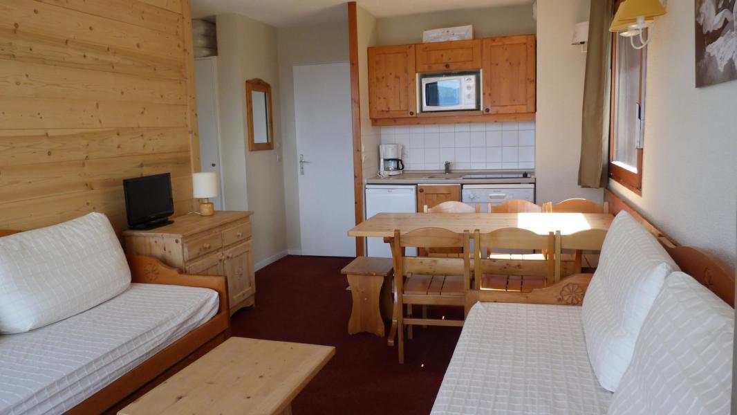 Location au ski Appartement 3 pièces 6 personnes (207) - Résidence le Ruitor - Les Arcs