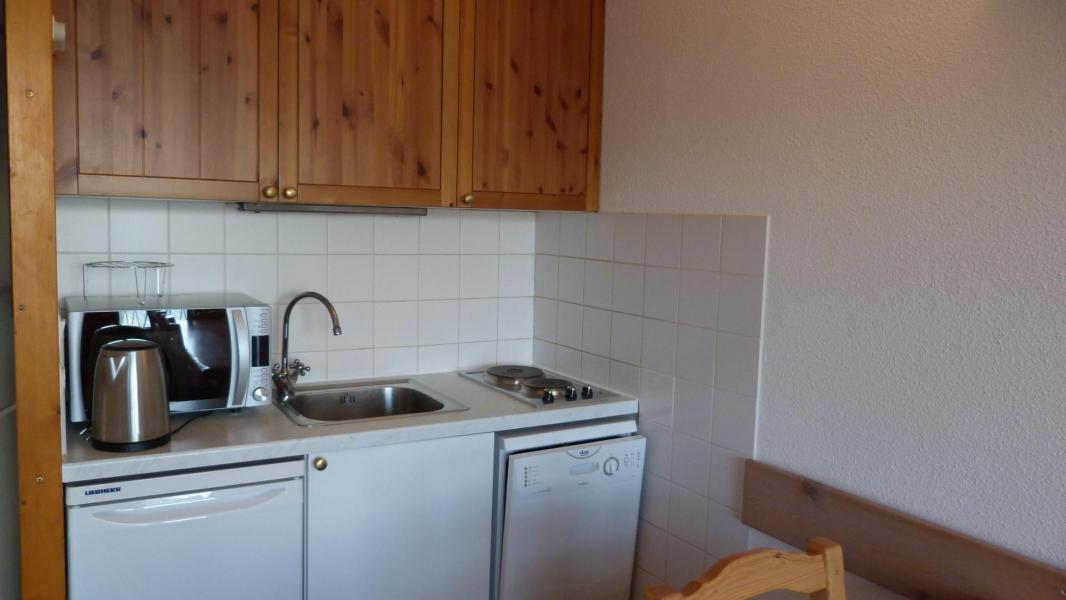 Location au ski Appartement 2 pièces 4 personnes (609) - Résidence le Ruitor - Les Arcs