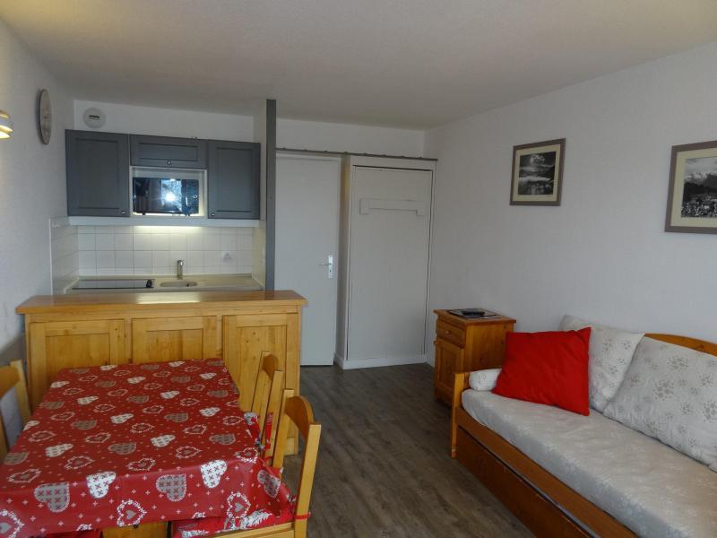 Аренда на лыжном курорте Апартаменты 2 комнат 5 чел. (512) - Résidence le Ruitor - Les Arcs