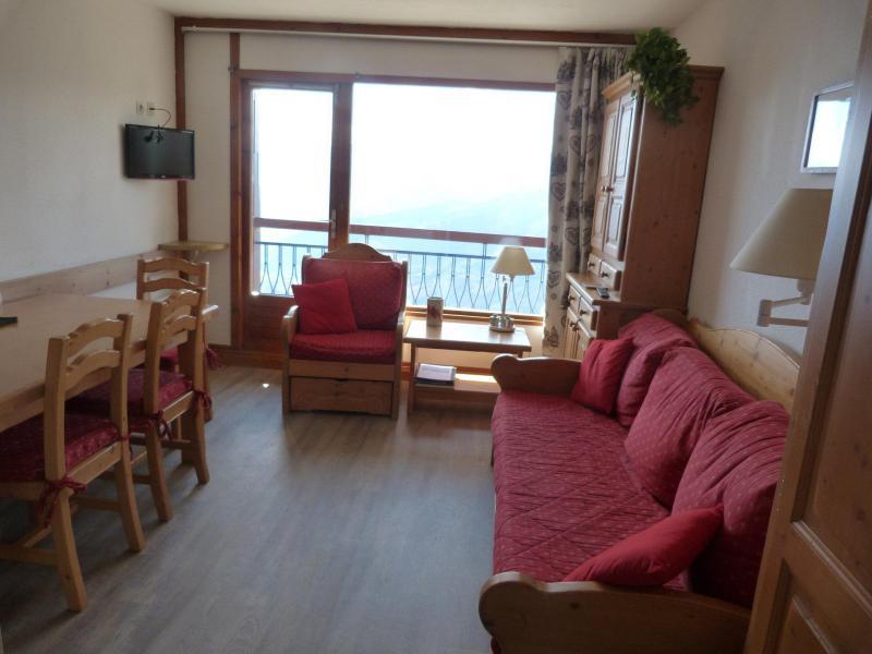 Location au ski Appartement 2 pièces 4 personnes (609) - Residence Le Ruitor - Les Arcs - Séjour