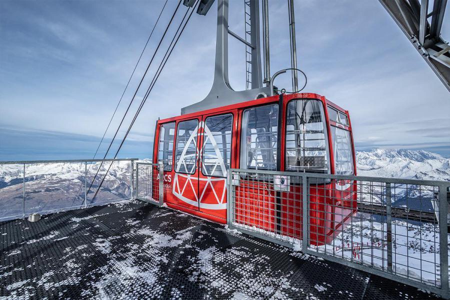 Аренда на лыжном курорте Résidence le Saint Bernard - Les Arcs