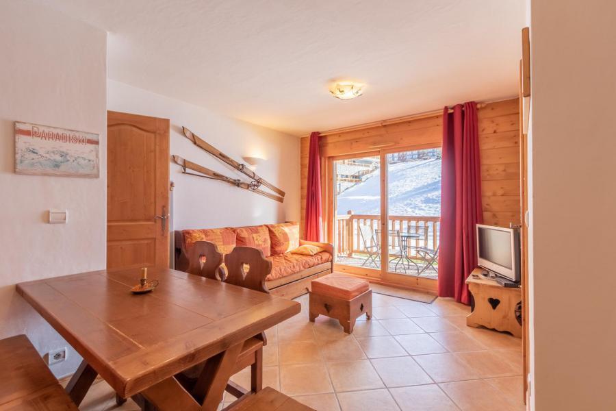 Аренда на лыжном курорте Апартаменты 3 комнат 5 чел. (11) - Résidence le Saint Bernard - Les Arcs