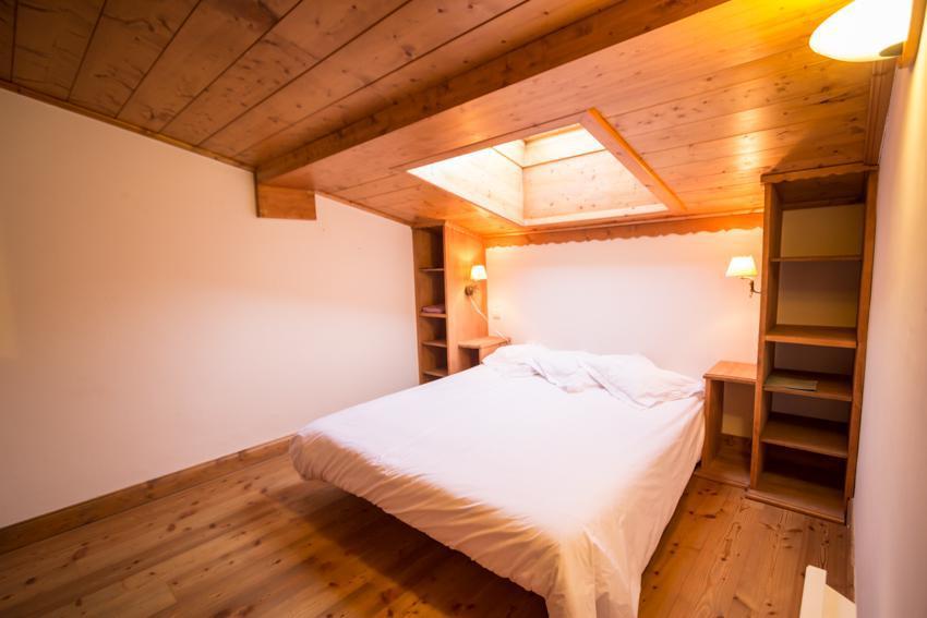 Wynajem na narty Apartament 3 pokojowy z antresolą 8 osób (B20) - Résidence le St Bernard - Les Arcs