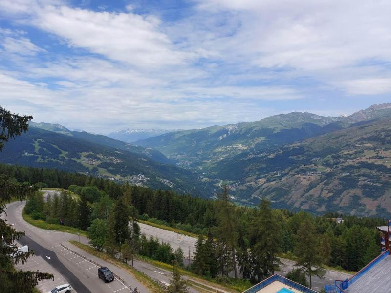 Аренда на лыжном курорте Апартаменты 3 комнат 4 чел. (403) - Résidence le Vogel - Les Arcs
