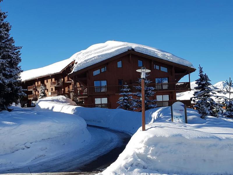 Vacaciones en montaña Apartamento dúplex 4 piezas 6 personas (E14) - Résidence les Alpages de Chantel - Les Arcs - Invierno