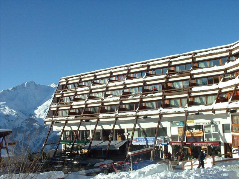 Location au ski Residence Les Arolles - Les Arcs