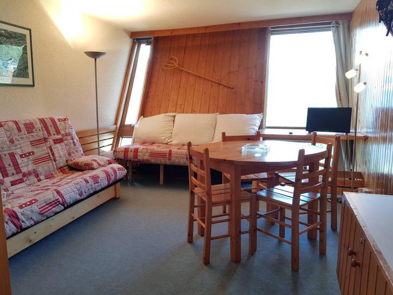 Location au ski Studio coin montagne 4 personnes (034) - Résidence les Arolles - Les Arcs