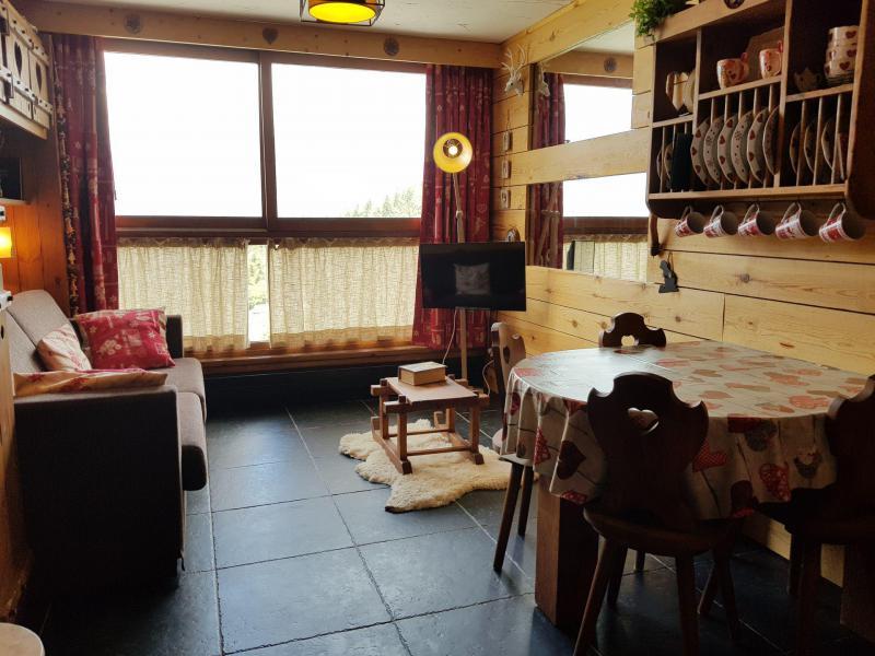 Location au ski Studio 3 personnes (372) - Résidence les Charmettes - Les Arcs