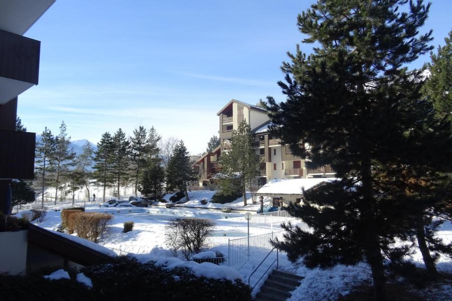 Wynajem na narty Studio z alkową 4 osoby (112) - Résidence les Glières - Les Arcs