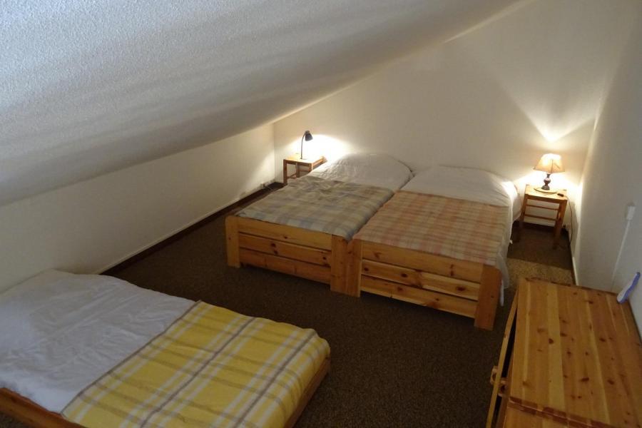 Wynajem na narty Apartament 1 pokojowy z antresolą 5 osób (417) - Résidence les Glières - Les Arcs