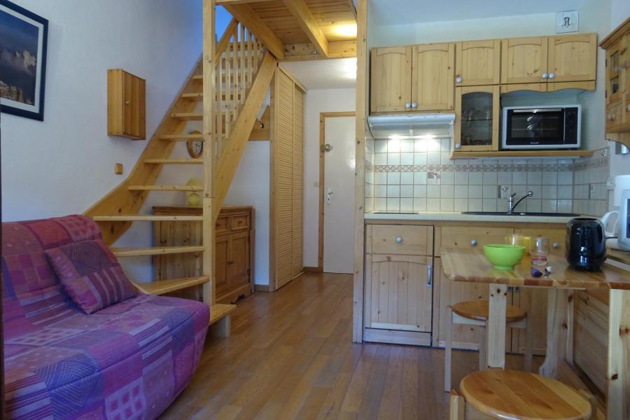 Wynajem na narty Apartament 2 pokojowy 4 osób (257) - Résidence les Glières - Les Arcs