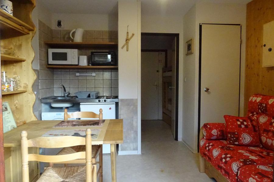 Wynajem na narty Studio 2 osoby (435) - Résidence les Glières - Les Arcs - Pokój gościnny