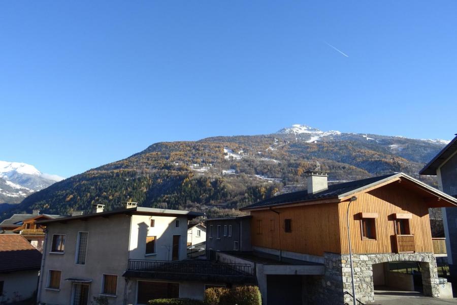 Wynajem na narty Studio z alkową 4 osoby - Résidence les Jardins du Nantet - Les Arcs - Zima na zewnątrz